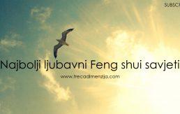 Najbolji ljubavni feng shui savjeti