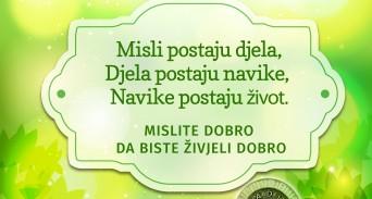 pozitivne misli mjenjaju ziviot misli pozitivno