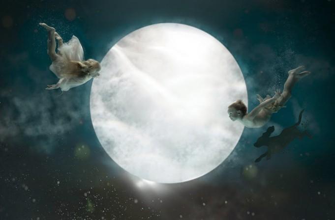 Pun Mjesec u znaku Blizanaca