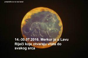 Merkur je u Lavu