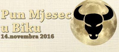 Pun Mjesec u Biku 14.11.2016