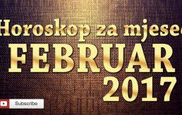 Horoskop za mjesec Februar