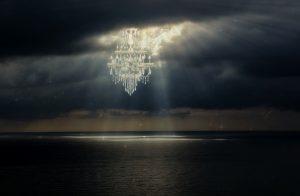 POMRAČENJE Sunca i mlad Mjesec u ribama
