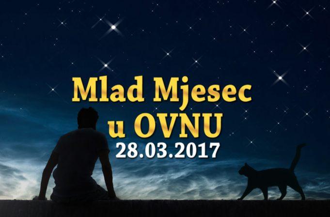 Mlad Mjesec u OVNU 28.03.2017