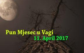 Pun Mjesec u Vagi 11.04.2017