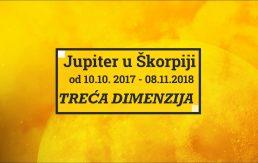 Jupiter u Škorpiji