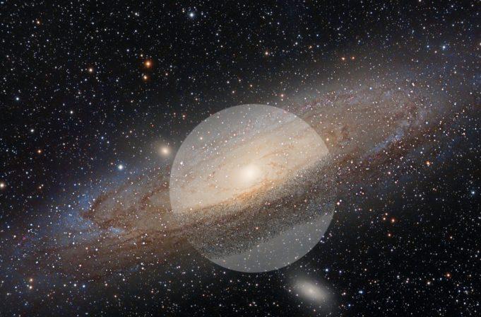 Saturn na stepenu centra GALAKSIJE do 03. Decembra