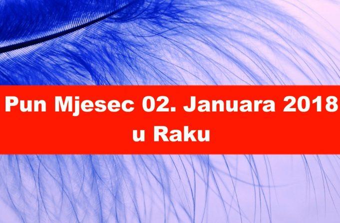 PUN MJESEC 2. JANUARA 2018