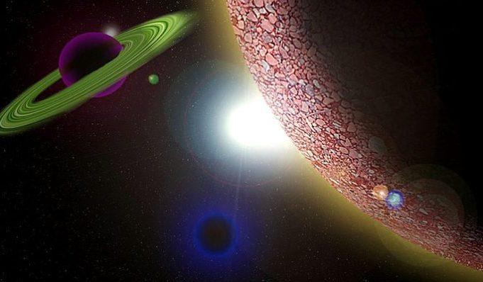 Mars konjunkcija Jupiter, Merkur trigon Uran, mladi Mjesec u Jarcu Raj – pakao – raj!