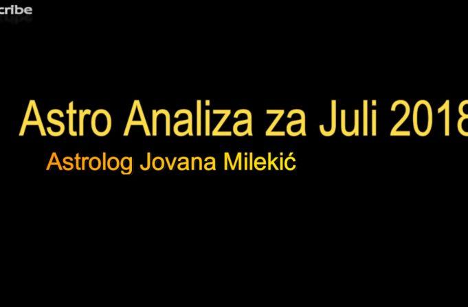 Astro Juli 2018