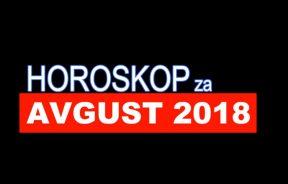 Mjesečni horoskop za avgust 2018