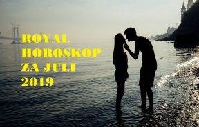 ROYAL HOROSKOP ZA JULI 2019