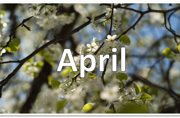 Astrologija, Numerologija i tarot za april 2016.