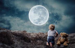 Privucite obilje u noći punog Mjeseca