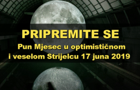 17.06. stiže pun Mjesec u Strijelcu