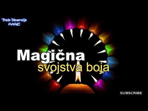 Magična svojstva boja