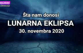 LUNARNA EKLIPSA 30. NOVEMBRA